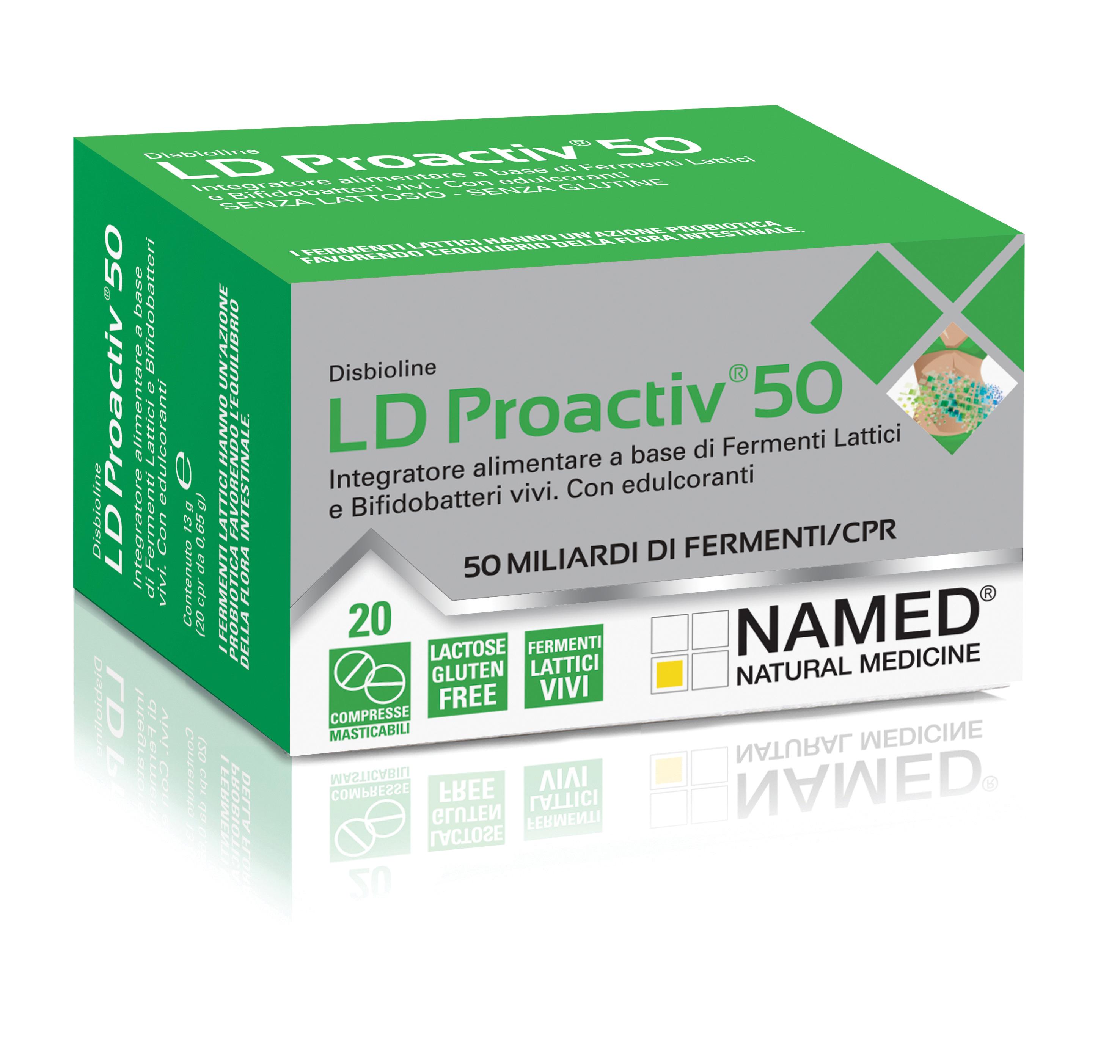 named Disbioline LD Proactiv 50