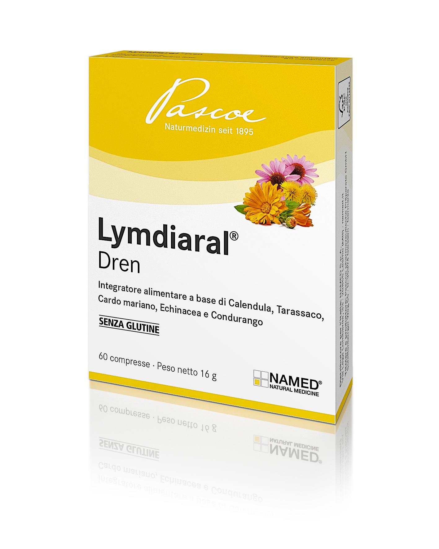 named Lymdiaral® Dren