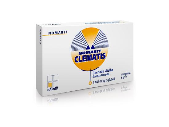 named Clematis NOMABIT