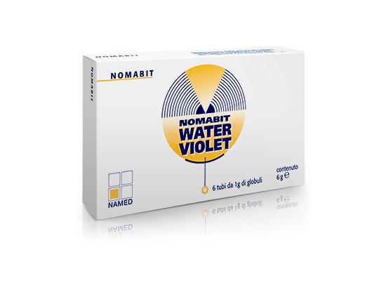 named Water Violet NOMABIT
