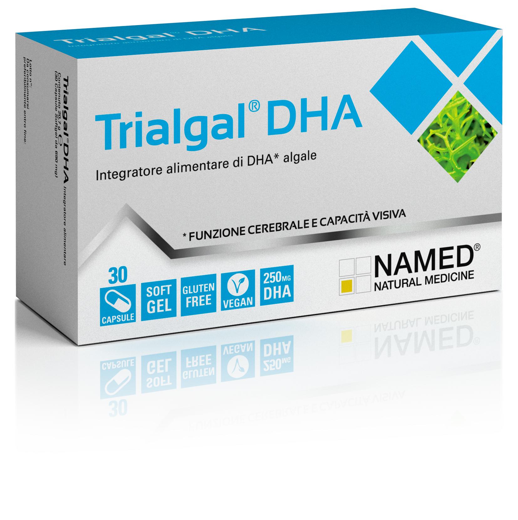 named Trialgal™ DHA